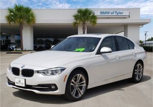 Bmw 328i Spare Tire New 2018 Bmw 3 Series 330i 4dr Car In Tyler Xu98714 Bmw Of Tyler