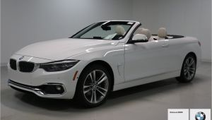 Bmw 4 Series Hardtop Convertible New 2019 Bmw 4 Series 430i Xdrive Convertible Convertible In