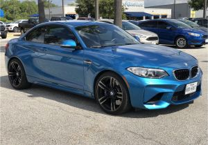 Bmw Dealership San Antonio Pre Owned 2016 Bmw M2 2dr Cpe Coupe In San Antonio 99684a Red