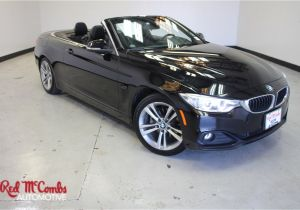 Bmw Dealership San Antonio Pre Owned 2017 Bmw 4 Series 430i Convertible In San Antonio 11148