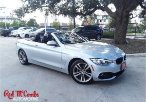 Bmw Dealership San Antonio Pre Owned 2017 Bmw 430i Convertible Convertible In San Antonio