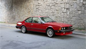 Bmw E24 M6 for Sale 1987 Bmw M6 for Sale 105632 Mcg