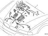 Bmw E46 Engine Wiring Harness Diagram original Parts for E38 750i M73 Sedan Engine Electrical