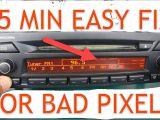 Bmw E90 Professional Radio Wiring Diagram Diy Pixel Repair Instructions for Bmw E90 E91 E92 Professional