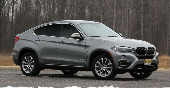 Bmw I6 Price 2018 Bmw X6 Review Not Much Utility