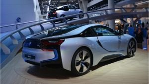 Bmw I8 Charging Bmw I8 Plug In Hybrid Sports Car 2013