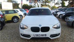 Bmw Insurance Cost Bmw 1 Series 116d2 0d Sport 5dr Manual 6 Speed for Sale
