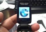 Bmw Keychain Phone Bmw Flip Key Chain Phone Youtube