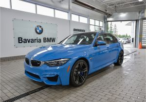 Bmw M3 2014 Price New 2018 Bmw M3 Sedan Sedan In Edmonton 18m39290 Bavaria Bmw