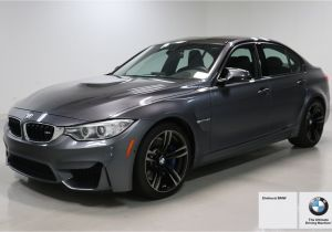 Bmw M3 2014 Price Pre Owned 2015 Bmw M3 Base 4dr Car In Elmhurst B2674p Elmhurst Bmw
