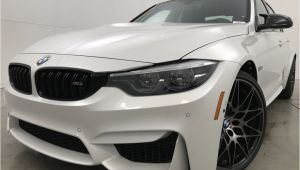 Bmw M3 Lease Price 2018 New Bmw M3 Sedan 4dr Sdn at Bmw Of Gwinnett Place Serving