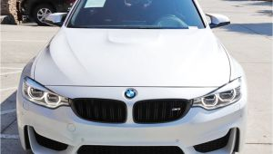 Bmw M3 Price Used 2016 Used Bmw M3 with Lighting Executive M Competition Packages