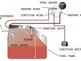 Boat Fuel Sender Wiring Diagram How to Test and Replace Your Fuel Gauge and Sending Unit