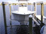Boat Hoist Usa Wiring Diagrams 9 000 Lb Aluminum Four Post Pile Mount Boat Lift