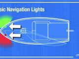 Boat Navigation Lights Wiring Diagram Boat Navigation Lights Types and Location Boaterexam Coma