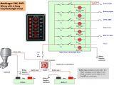 Boat Switch Panel Wiring Diagram Free Boat Wiring Schematics Data Schematic Diagram