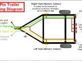 Boat Trailer Wiring Diagram 4 Way 4 Pin Flat Trailer Wiring Harness Wiring Diagram Mega
