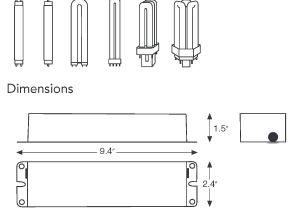 Bodine Ballast Wiring Diagram Emergency Ballast Wiring Diagram Bodine B90 Philips Iota I 80