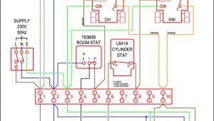 Boiler Wiring Diagram with Zone Valves Grant Vortex Eco Honeywell Cmt927