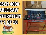 Bosch 4000 Table Saw Wiring Diagram Bosch 4000 Table Saw Replacement Parts 0601476139