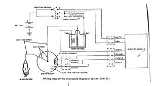 Bosch Electronic Distributor Wiring Diagram Pontiac Distributor Wiring Wiring Diagram Operations