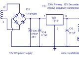 Bridge Rectifier Wiring Diagram Capacitor Cap Value for Full Wave Rectifier Circuit Electrical