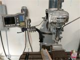 Bridgeport Mill Wiring Diagram Bridgeport M Head Milling Machine Pt 2 First Chips Vfd Wiring