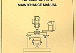 Bridgeport Milling Machine Wiring Diagram Bridgeport Series 2 R2c3 Cnc Mill Maintenance Manual Misc Amazon