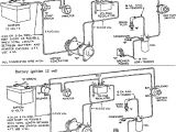 Briggs and Stratton Charging System Wiring Diagram Electrical solutions for Small Engines and Garden Pulling
