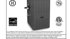 Burnham Gas Boiler Wiring Diagram Burnham Scg Operating Instructions Manualzz Com