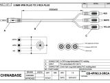 Cable Tv Wiring Diagrams A V Cable Wiring Diagram Wiring Diagrams for