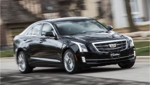 Cadillac atx 2016 Cadillac ats Sedan 2 0t Awd Test Review Car and Driver