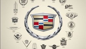 Cadillac Emblem History Cadillac Emblems Thru the Years Cars Pinterest Cadillac Cars