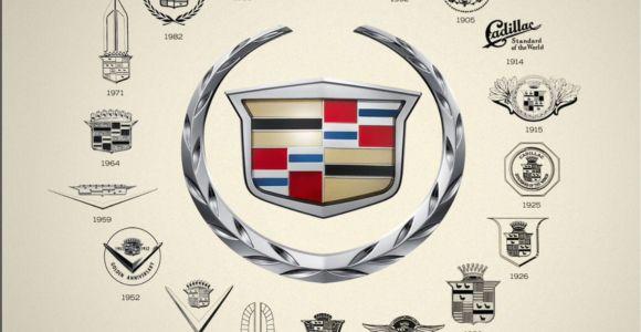 Cadillac Emblem History Cadillac Emblems Thru the Years Cars Pinterest Cadillac Cars