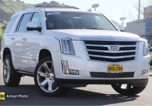 Cadillac Escalade Ext 2015 2018 Cadillac Escalade Ext New 2018 Cadillac Escalade Premium Luxury