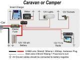 Camper Trailer 12 Volt Wiring Diagram Basic 12 Volt Battery Wiring for Rv Wiring Diagram Go