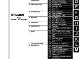 Car Service Repair Manuals and Wiring Diagrams 2007 Nissan 350z Service Repair Manual