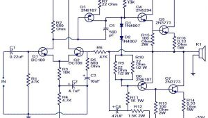 Car Subwoofer Wiring Diagram 100 W Subwoofer Circuit Diagram Wiring Diagram Article