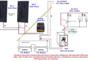 Caravan solar System Wiring Diagram 12 Volt Series Wiring Diagram solar Panel Wiring Diagram Site