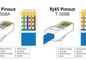 Cat 5e Vs Cat 6 Wiring Diagram Patch Cable Vs Crossover Cable What is the Difference