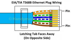 Cat6 Ethernet Cable Wiring Diagram Ethernet Cable to Rca Diagram Data Schematic Diagram