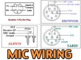 Cb Mic Wiring Diagrams Mic Wire Diagram Wiring Diagram Technic