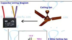 Cbb61 Capacitor 4 Wire Diagram Cbb61 4 Wire Diagram