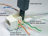 Ce Tech Ethernet Wall Plate Wiring Diagram Ethernet Jack Wiring Wiring Diagram Expert