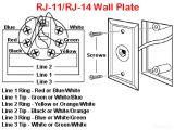 Ce Tech Ethernet Wall Plate Wiring Diagram Rj14 Wiring Jack Wiring Diagram