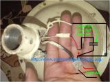 Ceiling Fan 2 Wire Capacitor Wiring Diagram How to Connect Install A Capacitor with A Ceiling Fan Electrical