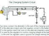 Charging Alternator Wiring Diagram Charging System Wiring Wiring Diagram Page