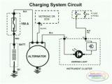 Charging Alternator Wiring Diagram Charging System Wiring Wiring Diagrams Mark