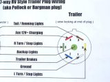 Chevrolet Trailer Plug Wiring Diagram Trailer Wiring Diagram for Chevy Silverado