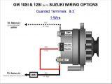 Chevy 3 Wire Alternator Diagram 1 Wire Circuit Diagram Wiring Diagram Mega